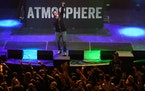 Atmosphere performs Sunday at the X Games.