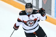 Casey Mittelstadt starred for Eden Prairie and is expected to be a high NHL draft choice.