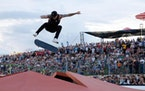 Nyjah Huston is one of the elite athletes of the Summer X Games, coming to Minneapolis July 13-16.