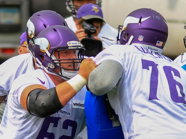 Five position battles to watch in Vikings training camp