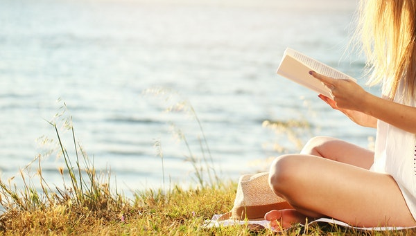 Try to find a way to get a little -- but not too much -- sun to keep your body producing vitamin D.