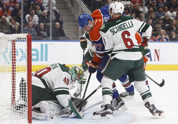 If the Wild can work out a deal for defenseman Marco Scandella, it would free up money for the team to be more aggressive in its quest for free agents