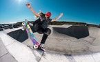 Brighton Zeuner, 12, became the youngest ever female competitor in an X Games last summer, and this summer, in Minneapolis, she has a chance to be the