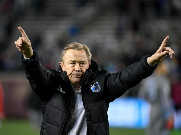 Adrian Heath's halftime locker room rants have turned Minnesota United around multiple times this season, but that act is starting to wear on the coac