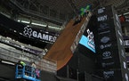 Get a close-up look at preparations for X Games Minneapolis