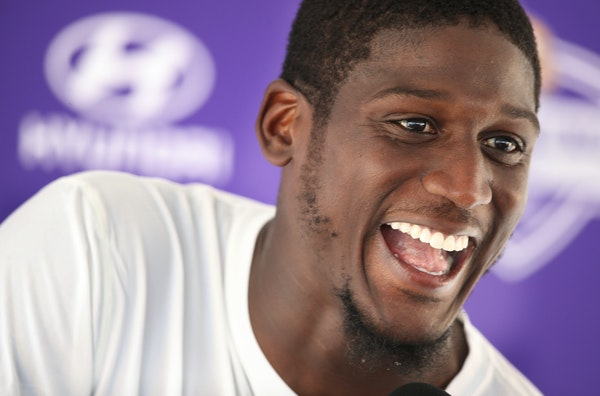 Cornerback Xavier Rhodes was rewarded with a five-year extension worth up to $70 million, after growing into the shutdown corner role the Vikings envi
