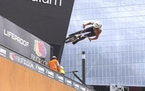Catching air, two-wheel edition at the X Games