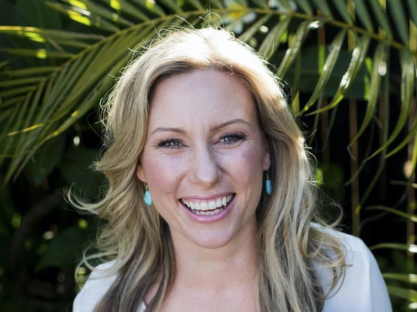 This undated photo provided by Stephen Govel/www.stephengovel.com shows Justine Damond, of Sydney, Australia, who was fatally shot by police in Minnea
