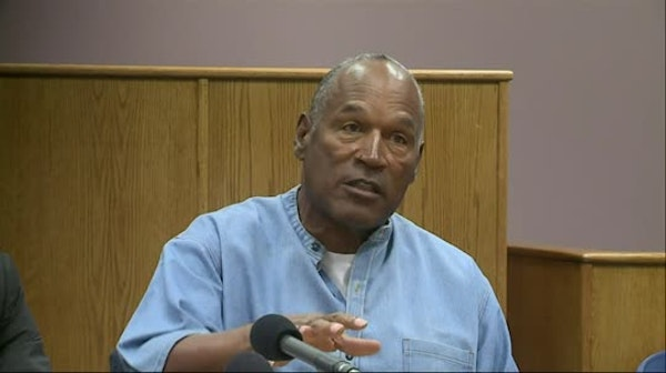 O.J. Simpson: 'I haven't made any excuses in 9 years'