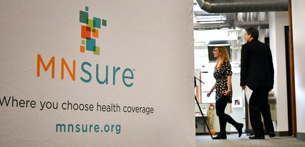 With the reinsurance program, Minnesota would be using public money to help offset the cost of the plans sold through MNsure, the state's insurance