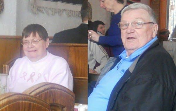 Mary and Ron Tarnowski