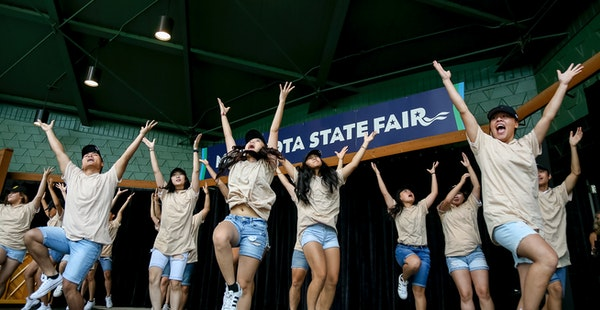 State Fair talent competition makes you laugh, cry
