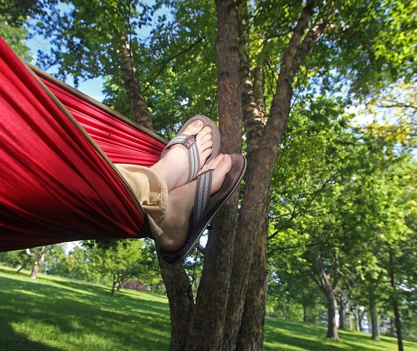 Comfort, ease of use, adaptability — all reasons hammocks remain a popular piece of outdoor gear. Sales have soared in recent years.