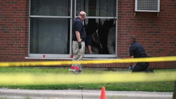 Early morning explosion rocks Bloomington Islamic center