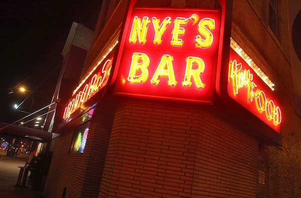 Nye's Polonaise Room closed in April.