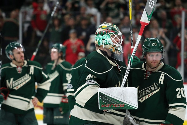 Wild's Stanley Cup odds reveal tough reality of NHL, Central Division