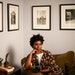 Jovan Speller, shown in her Minneapolis apartment, shoots photos strictly in film.