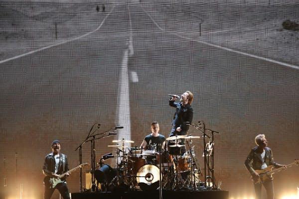 U2 fans sound off on U.S. Bank Stadium's troubled acoustics