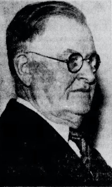 Edward J. Conroy, former Minneapolis police chief.