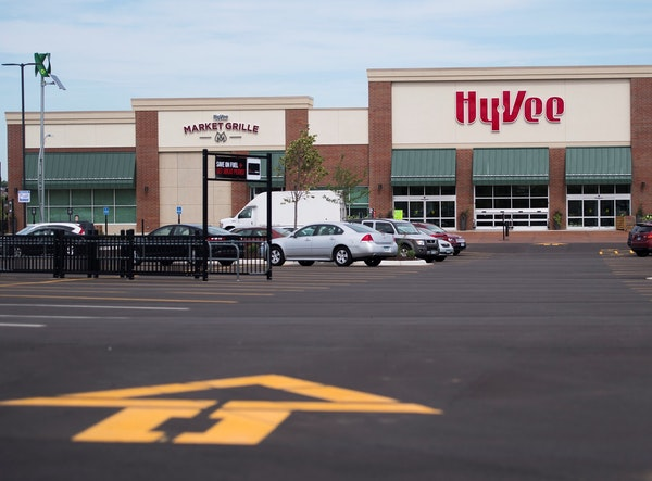 Hy-Vee said construction costs played a factor in its decision to not build a store in White Bear Lake, despite an aggressive expansion in the Twin Ci