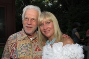 """Ron and Kim Meshbesher in 2012. """"It's very important that we destigmatize"""" Alzheimer's disease, Kim Meshbesher said."""