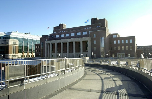 The University of Minnesota's student union is named after the U's former president Lotus D. Coffman.
