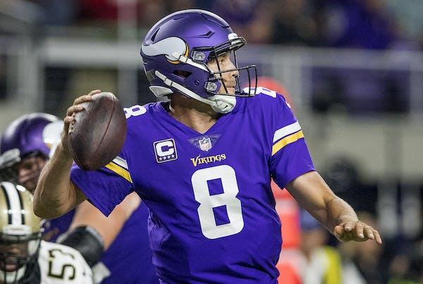 Minnesota Vikings quarterback Sam Bradford. ] CARLOS GONZALEZ ï cgonzalez@startribune.com - September, 2017, Eden Prairie, MN, Winter Park, Minnesota