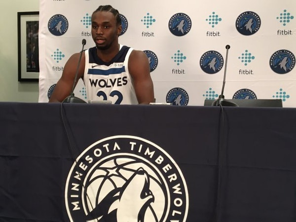 Wiggins: 'There's no rush' on $148 million deal with Wolves