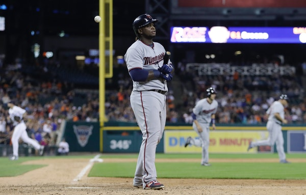 Miguel Sano has been out of action for more than a month.
