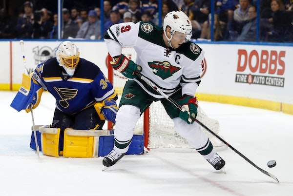 Just before the puck dropped on the Wild's preseason opener at Winnipeg, the team announced captain Mikko Koivu has signed a two-year, $11 million con