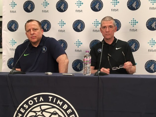 Reusse: Thibodeau has found something new to stress himself out