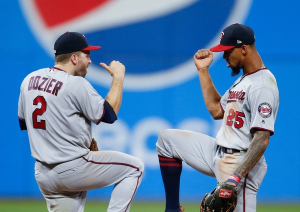 Magic of 2017 was on full display Tuesday for Twins