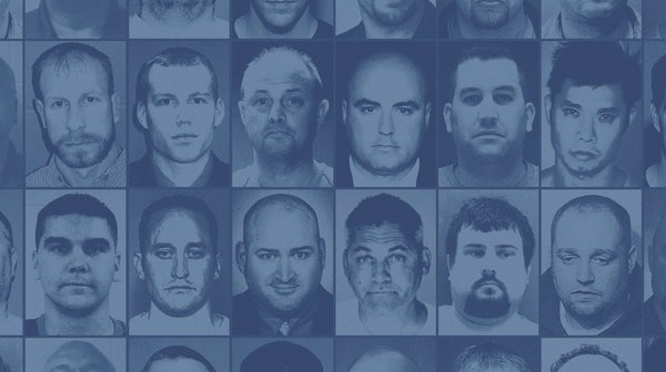 In Minnesota, law enforcement officers can stay on the job for years even when a judge or jury finds them guilty of criminal behavior.