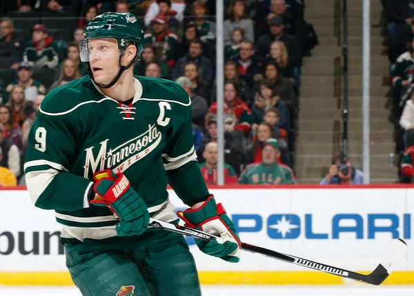 Wild captain Mikko Koivu, 34, said he didn't want to sign more than a two-year extension and that he doesn't see this deal as his last.