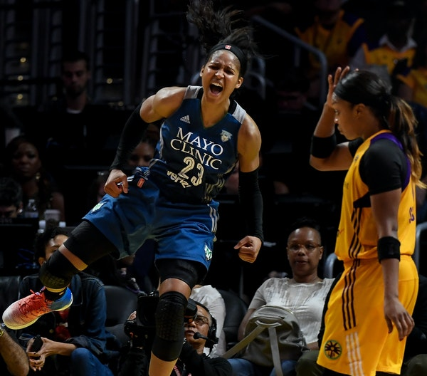 Maya Moore: Preparing for Game 5 against the Sparks