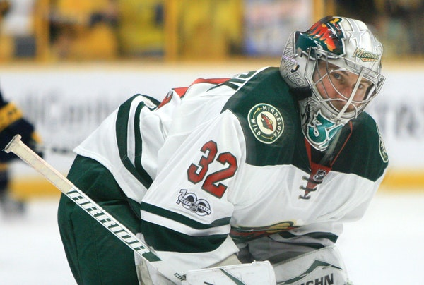 Wild goalie Alex Stalock, who overcame a severe knee injury in 2011, will play in the preseason home opener Thursday.
