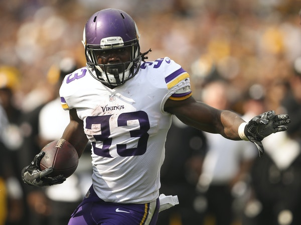 A strong day by Vikings rookie running back Dalvin Cook would take some of the heat off Case Keenum against the Buccaneers defense.