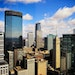 Minneapolis skyline with Capella Tower, IDS, Foshay, others.