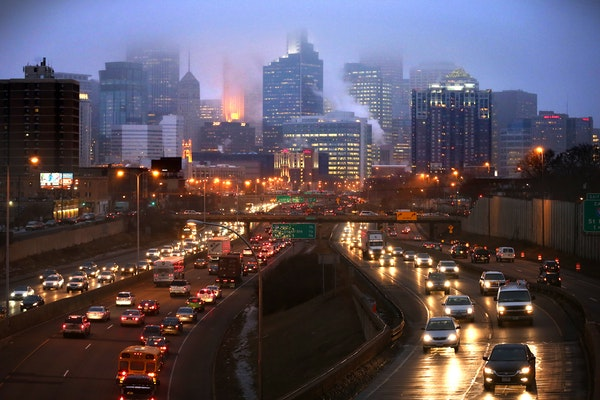 I-35W into downtown is one of the busiest arteries in the metro area. It will close this weekend, even as the Vikings, Twins and Gophers all have game