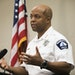 Minneapolis Police Chief Medaria Arradondo, shown last month, said he is open to revisiting a 2003 agreement with the U.S. Justice Department dealing
