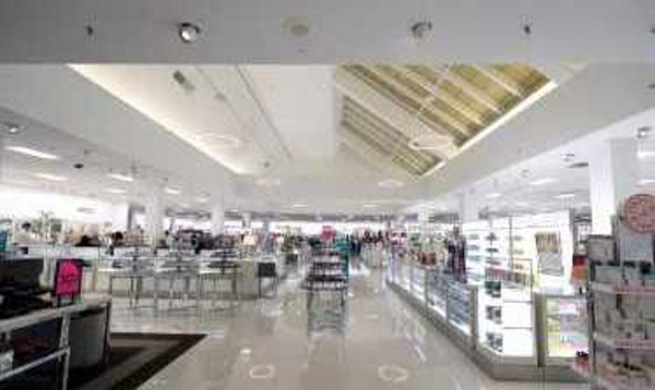 The remodel of Rosedale's Herberger's was the first since the store arrived at the mall in 1999. Herberger's is owned by Bon-Ton stores.