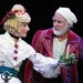 """Charity Jones played the Ghost of Christmas Past opposite Peter Michael Goetz as Scrooge in the Guthrie's 2003 production of """"A Christmas Carol."""""""