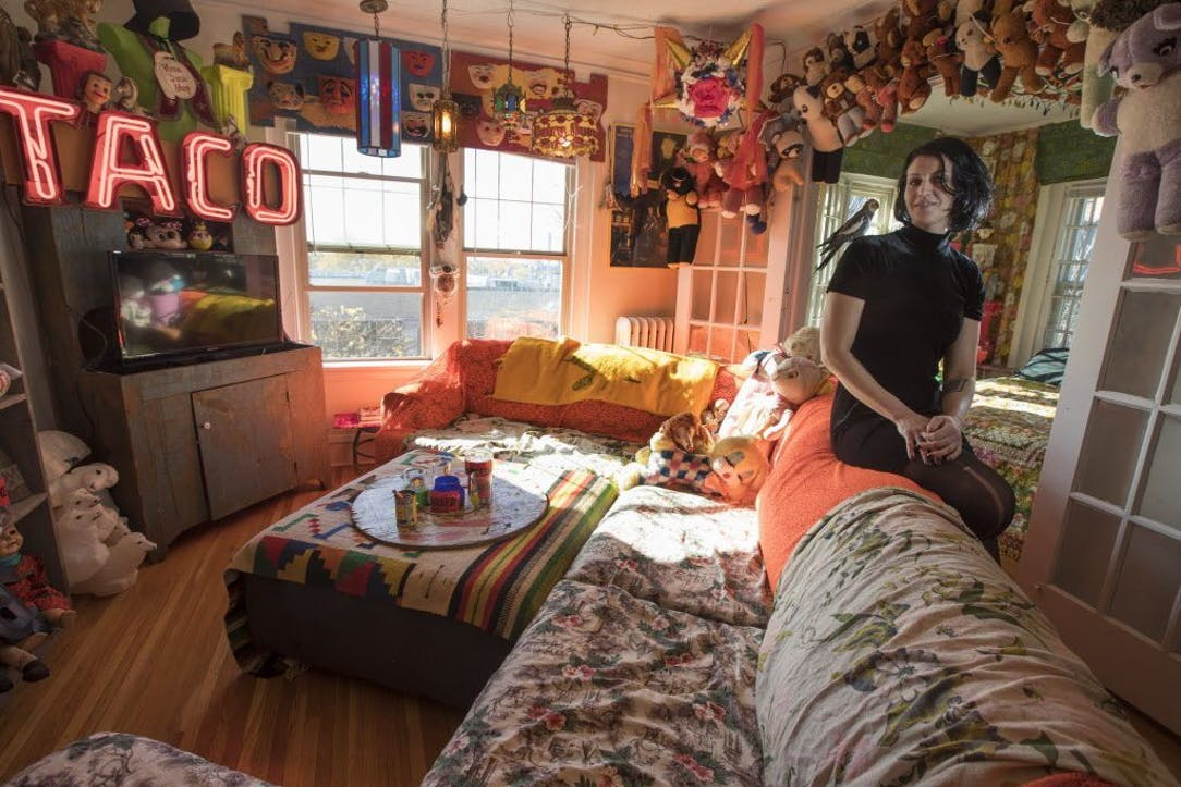 Creepy Or Cool Some Twin Cities Homes Look Like Halloween Year Round Star Tribune
