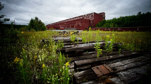 PolyMet Mine in Hoyt Lakes, Minn. has been mired in a permitting battle for years.