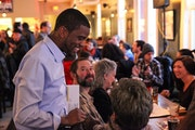 St. Paul mayoral candidate Melvin Carter III
