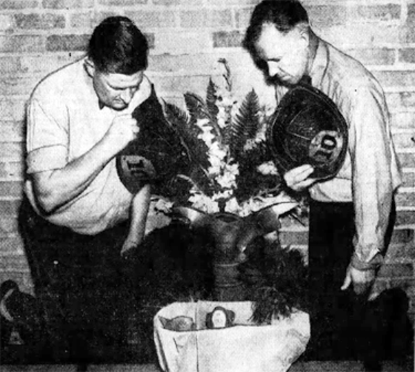Aug. 23, 1937: Firehouse cat answers final alarm