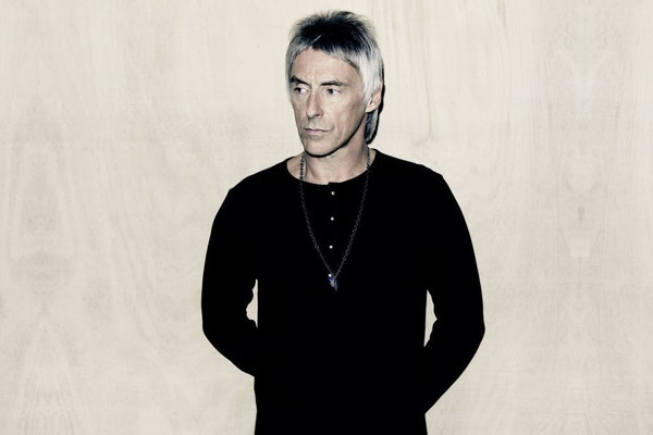 Paul Weller plays Pantages Theatre on Friday.