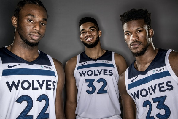 Listen: Revamped team, remodeled arena -- your Wolves season preview