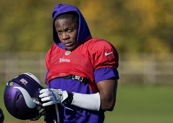 The Vikings have until Nov. 8 to decide whether to move Teddy Bridgewater to the active roster.