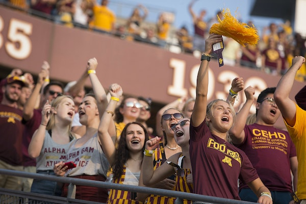 """Gophers season-ticket buyers could lose their ability to deduct """"scholarship seating"""" costs should the latest tax reform bill pass as written."""